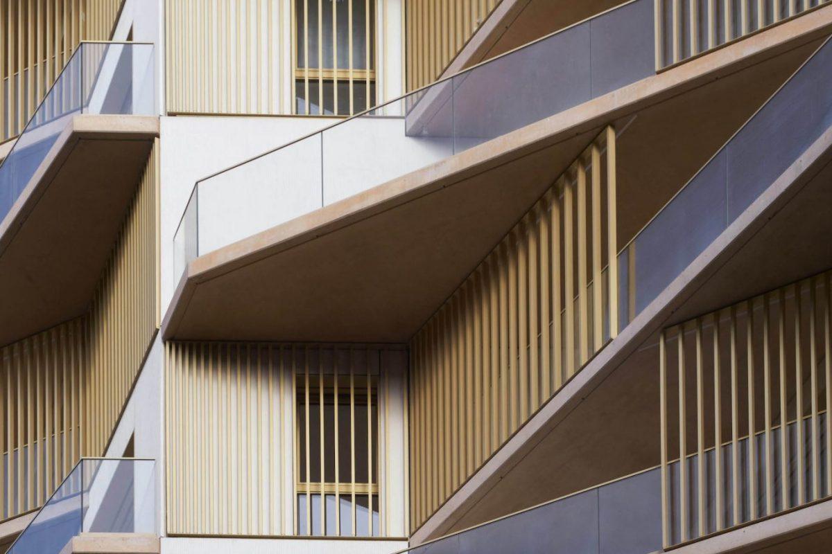 Allure ALLURE - XXL origami, Paris (Frankreich), Architekt: Fresh Architectures, Fotograf: David Foessel