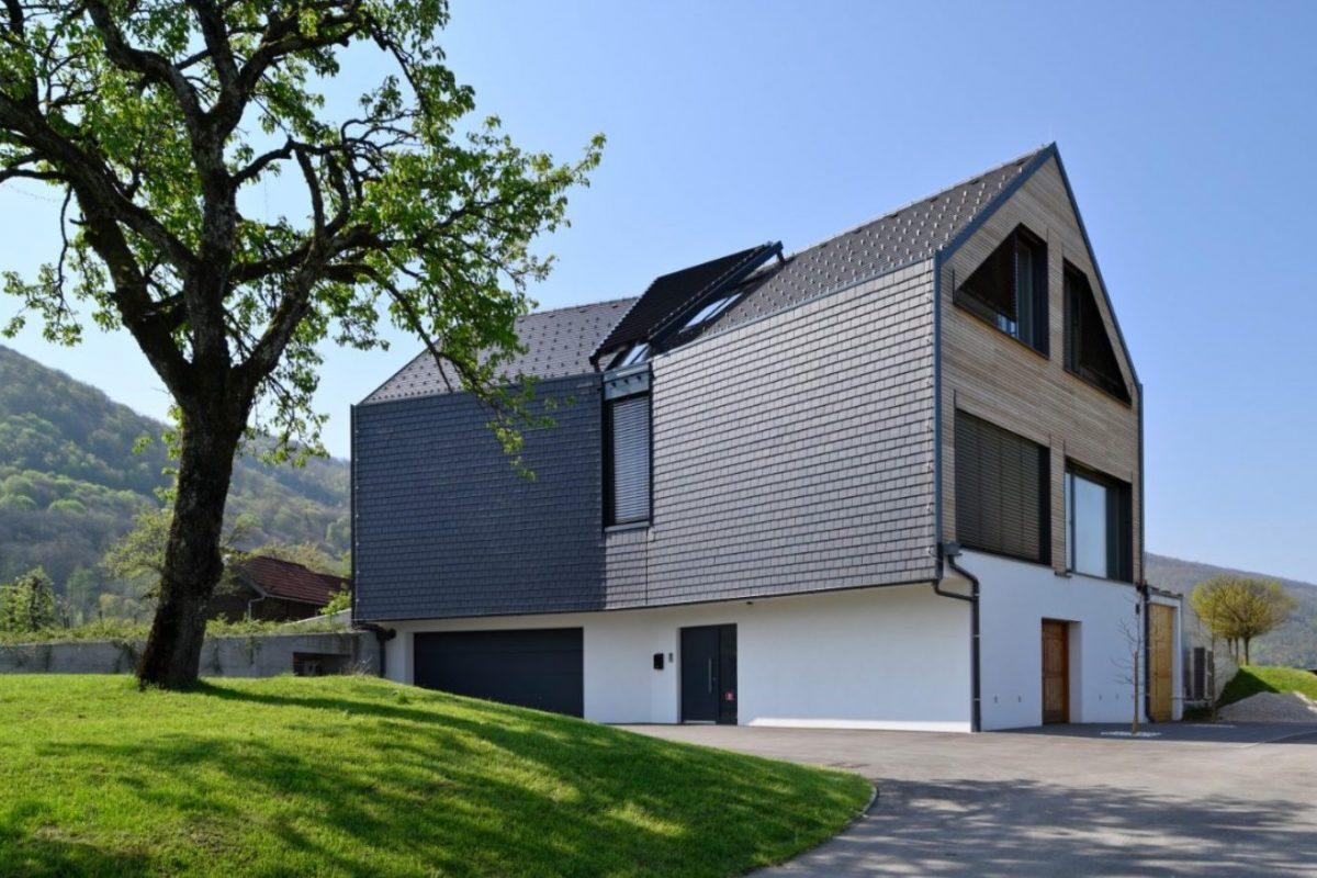 Hiša Harmonika, Kostanjevica na Krki (Slowenien), Architekt: Elastik, Mika Cimolini, Fotograf: Miran Kambič